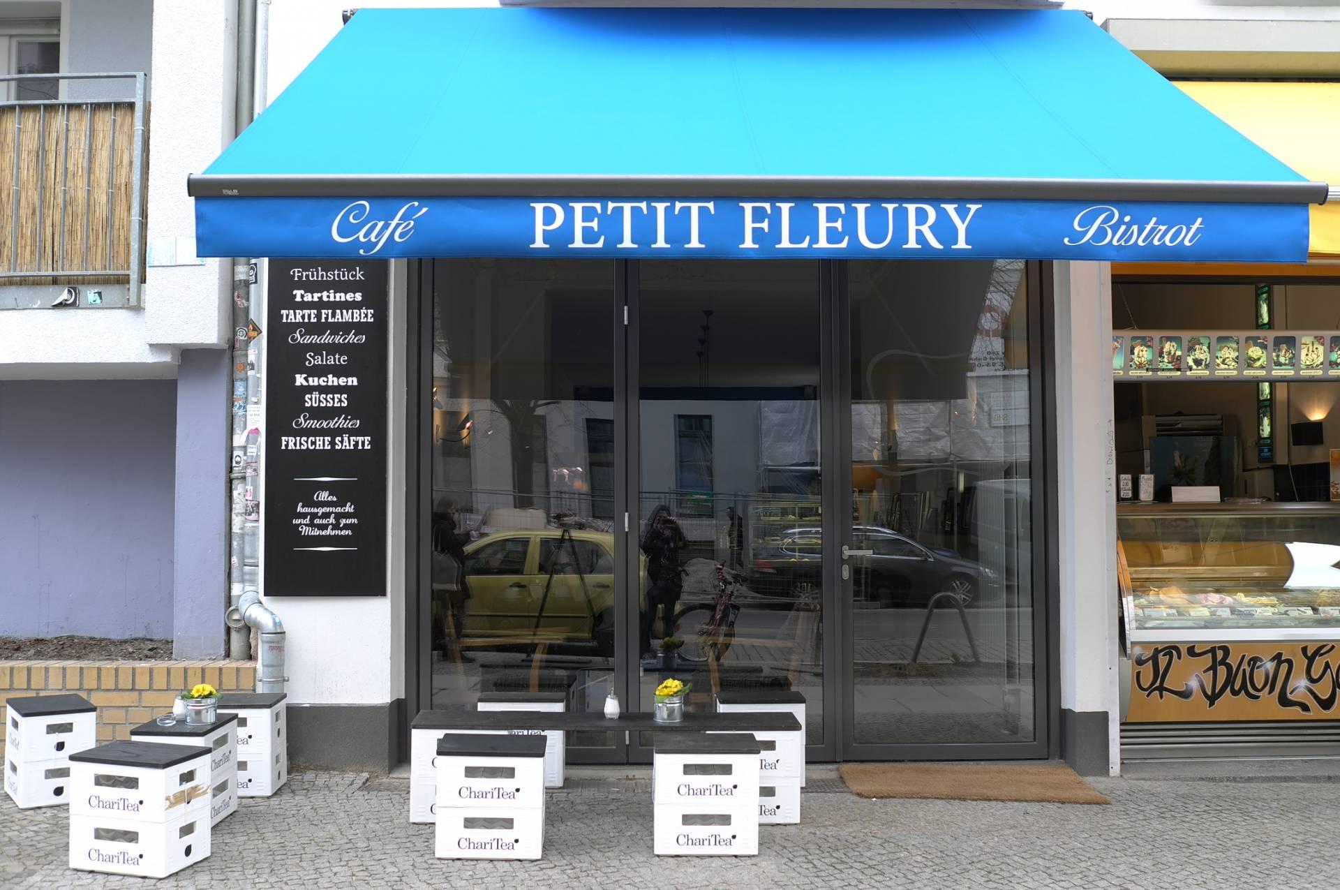 cafe fleury lunchpoint. Black Bedroom Furniture Sets. Home Design Ideas