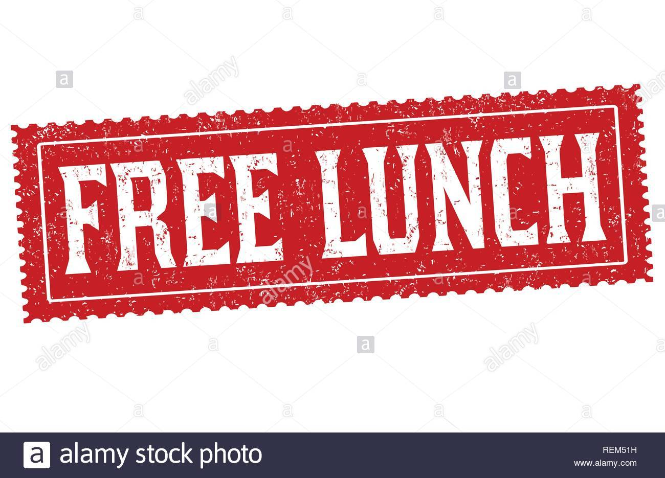 Offer Lunch #9 - Free Lunch!