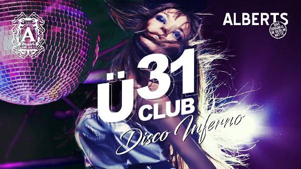 Offer Ü31 Club - Disco Inferno