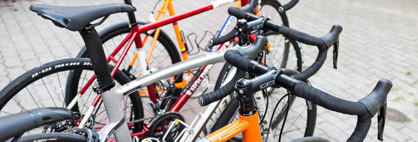 Offer Bicycle Rental in Steel Vintage Bikes
