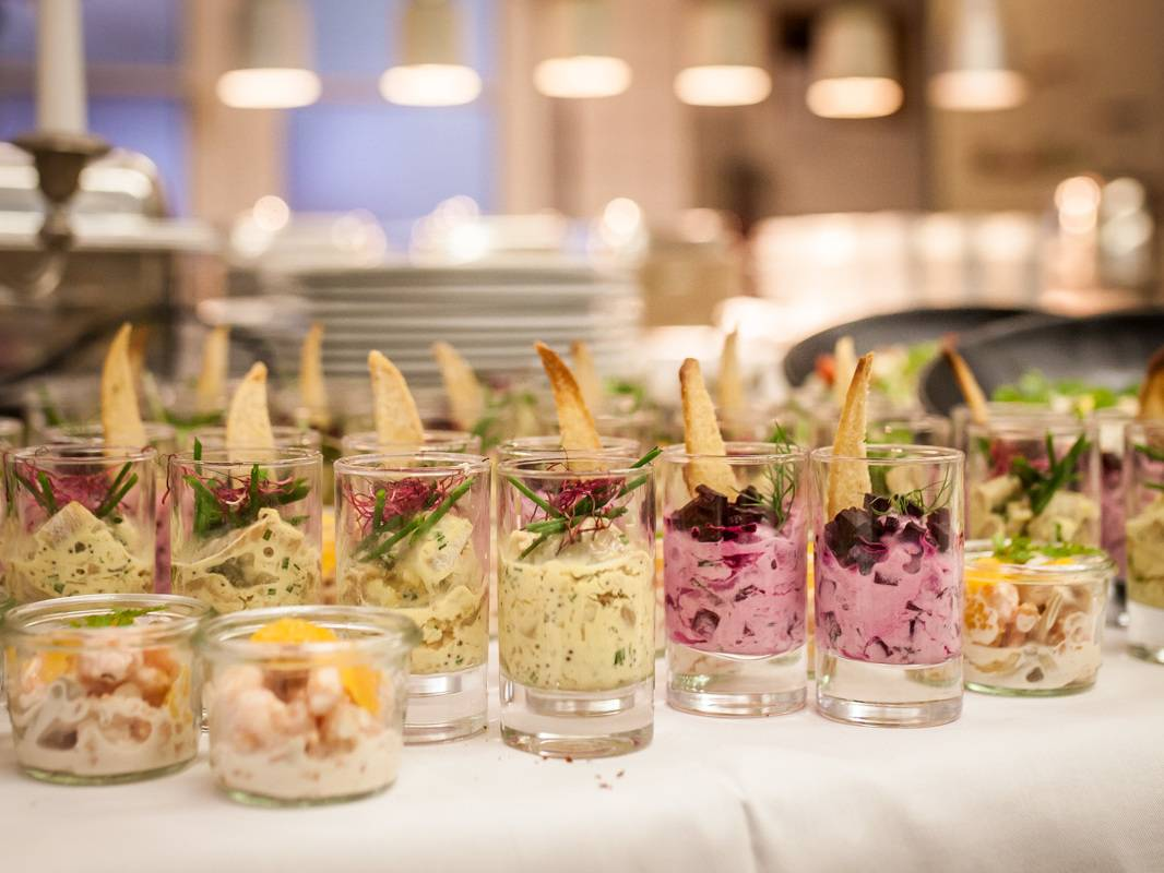 Offer Catering  mit ALvis Catering in Berlin!